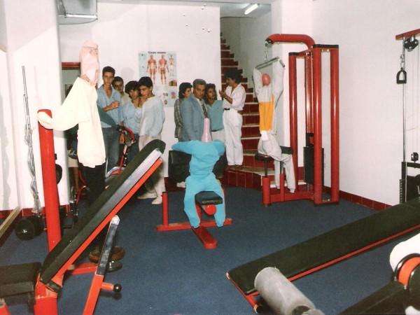 inaugurazione settembre 1986