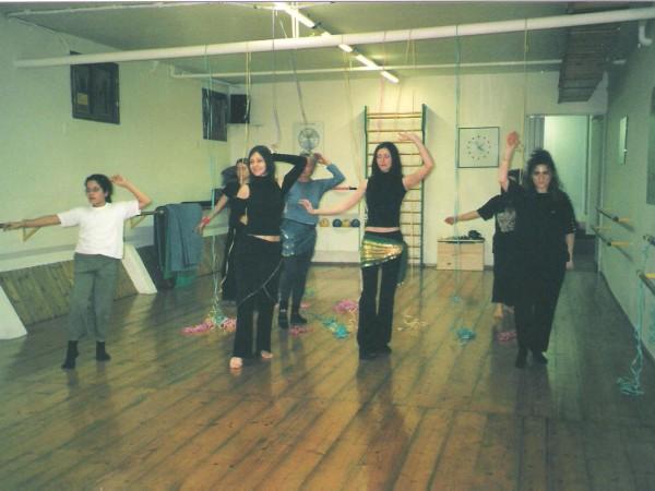 1998 corso danza del ventre