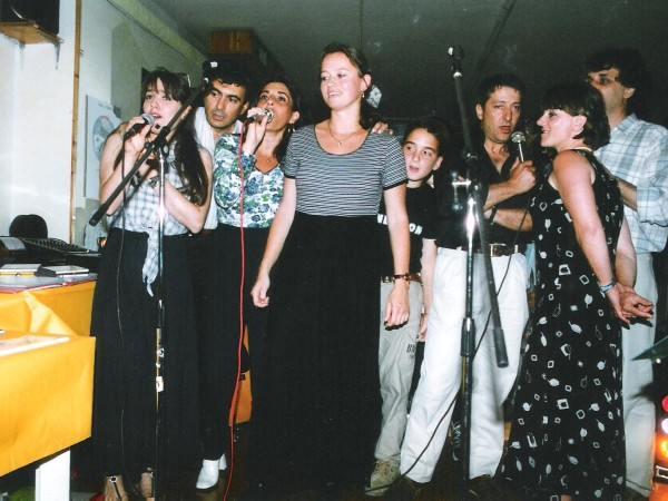 1998 festa di compleanno