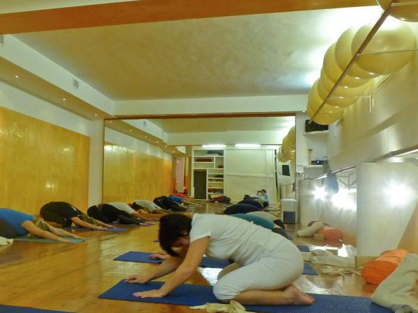 2011 corso Iyengar yoga